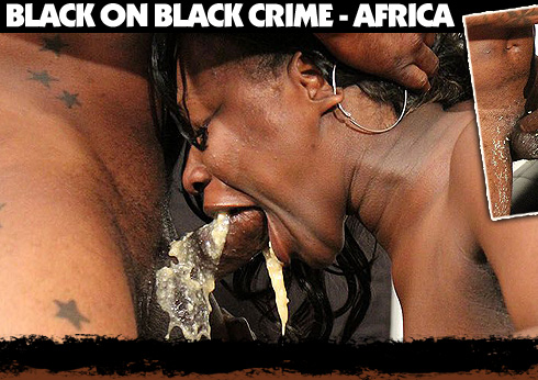Black On Black Crime Africa Video